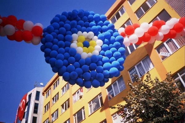 Nazar Boncuğu Balon